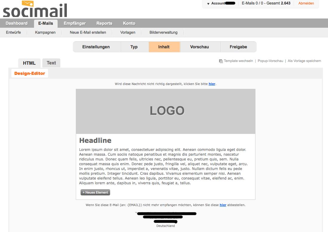 Newsletter-erstellen-HTML