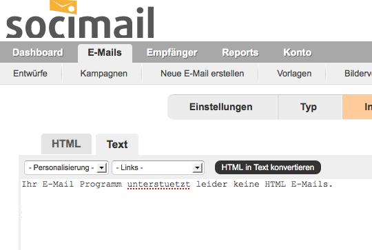 Newsletter-erstellen-automatische-Textversion